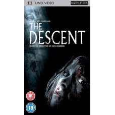 The Descent [UMD Mini for PSP]- Pre-owned