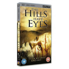 The Hills Have Eyes [UMD Mini for PSP]- Pre-owned