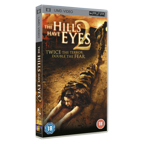 The Hills Have Eyes 2 UMD Mini For PSP Pre Owned