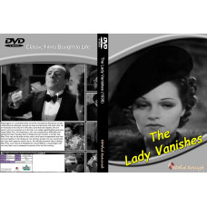 The lady vanishes DVD standard edition hddvdrevived