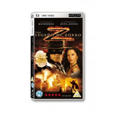 The Legend Of Zorro [UMD Mini for PSP] [2005]- Pre-owned