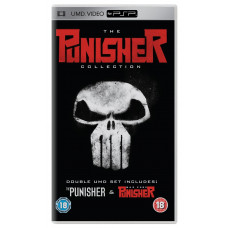 The Punisher/The Punisher: War Zone [UMD Mini for PSP]- Pre-owned