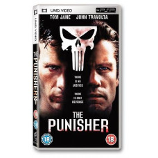 The Punisher [UMD Mini for PSP] [2004]- Pre-owned