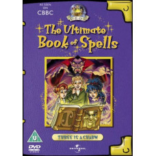 The Ultimate Book Of Spells, Vol. 1: Three Is A Charm [DVD] - Pre-owned