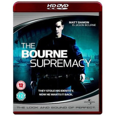 The Bourne Supremacy [HD DVD]- Pre-owned