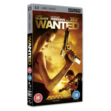 Wanted [UMD Mini for PSP]- Pre-owned