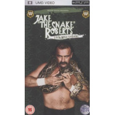 WWE - Jake The Snake Roberts - Pick Your Poison [UMD Mini for PSP]- Pre-owned
