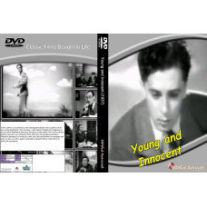 Young and innocent DVD standard edition hddvdrevived